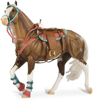 Breyer Saddles and accessories