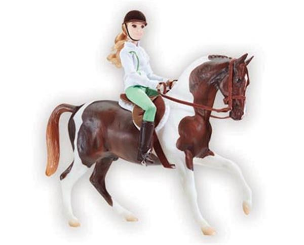 Breyer Let S Go Riding English 1787