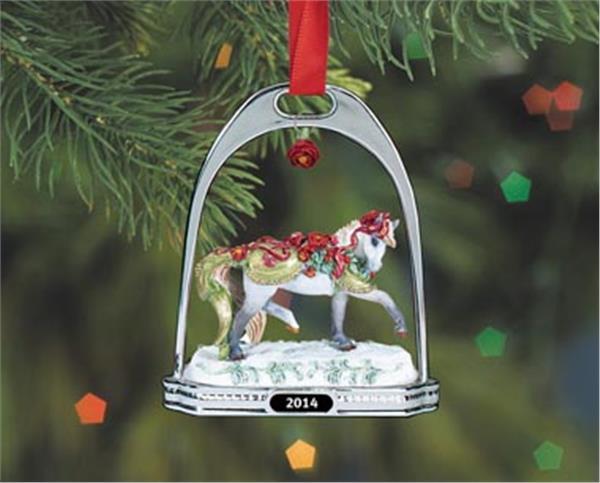 Breyer 2014 Stirrup Ornament