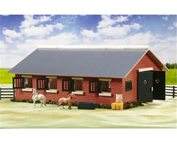 Breyer Stablemate Deluxe Barn Stable Set 59209