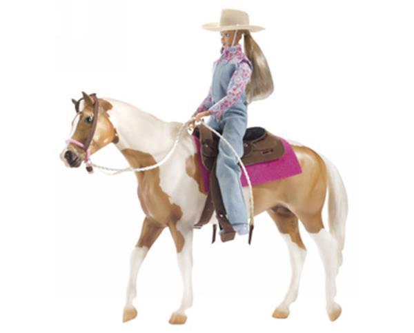 Let S Go Riding Western Breyer