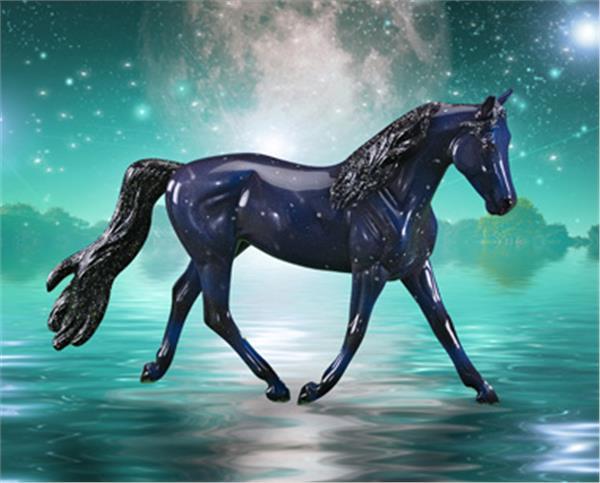 Breyer Starry Night